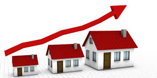 Real Estate Sales Rising