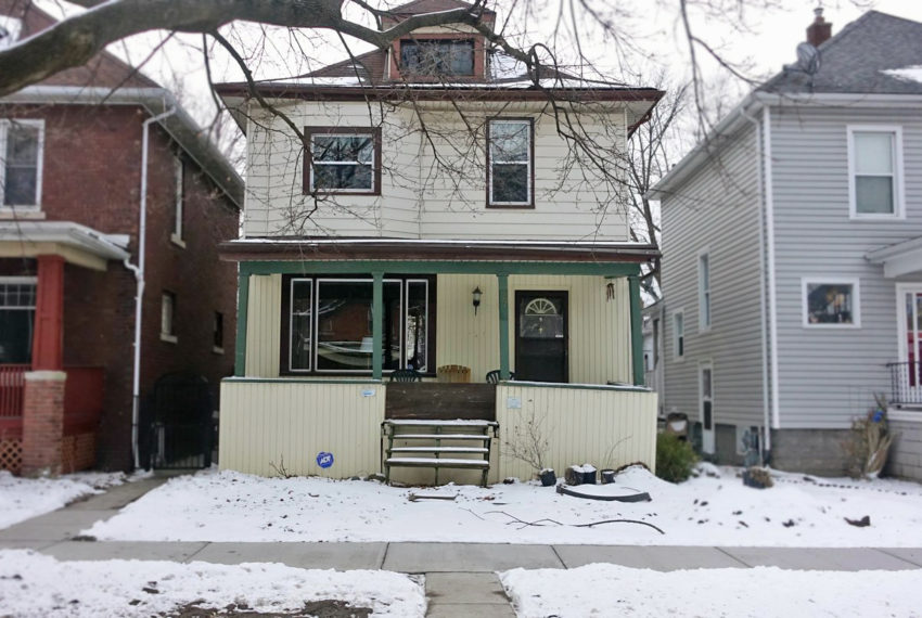 275 Gladstone - Windsor Ontario Home for Sale