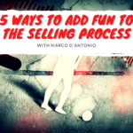 adding fun to the house selling process