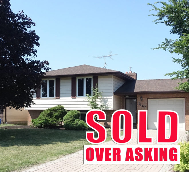 Detached Home in Lasalle, Ontario Sold