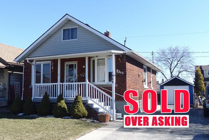 1668 Highland Ave Sold Over Asking